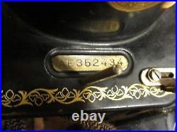1936 singer sewing machine model 15-91 Singer Vintage Nice Condition