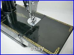 Antique Singer 221K Featherweight Sewing Machine 20 December 1955