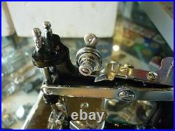Antique Vintage Singer Mini K-20 Toy Small Child Sewing Machine In Box Au Stock