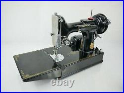 Collectible Singer 221K Featherweight Sewing Machine 22 January 1948