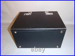 Featherweight 221 SINGER Sewing Machine Case Box with10 Bobbins