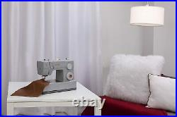 New Singer Heavy Duty Sewing Machine Industrial Portable Leather Embroidery 4432