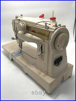 Outstanding Condition Singer German 431g Free Arm Sewing Machine Fully Serviced