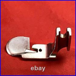 SINGER SIMANCO 189654 1/16 Flange Hemmer Foot Rolled Seams Vtg Sewing Machine