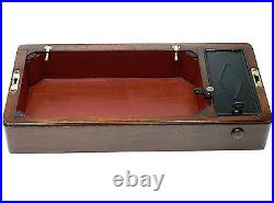 SINGER Sewing Machine Wooden Base for 99 28 128 VS-3 Restored by 3FTERS