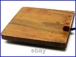 SINGER Wooden Extension Board Table for Sewing Machine Bases Restored by 3FTERS