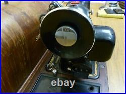 Singer 201k2 Electric Sewing Machine 1939