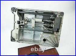 Singer 221K Featherweight Sewing Machine 22 July 1952 Accessories Case Manual