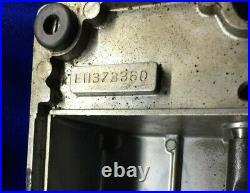 Singer 221 Black Featherweight Portable sewing machine SN EH373360 July 1952