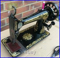 Singer 27K Antique/Vintage sewing machine, FOR LEATHER