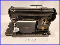 Singer 301A Sewing Machine Black