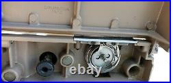 Singer 301 Sewing Machine Works with Case