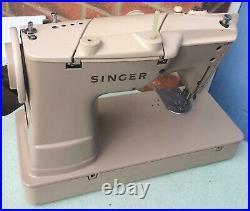 Singer 401 semi industrial multi Decorative stitch sewing machine