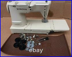 Singer 431G Slant -O-Matic Convertible Free Arm Freehand Embroidery machine