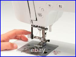 Singer 9100 Professional Stylist Sewing and Quilting Machine with 2 Year Warranty