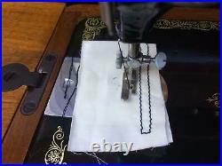 Singer 99, 99K Electric vintage sewing machine