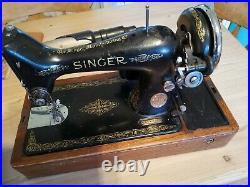 Singer 99k electric sewing machine
