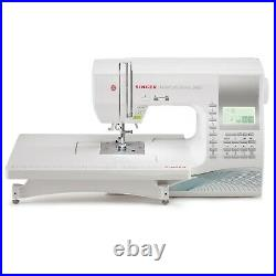 Singer Quantum Stylist 9960 Computerised Advanced Domestic Sewing Machine