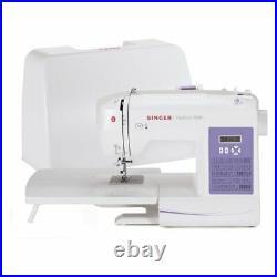 Singer Sewing Machine 5560 Fashion Mate, Built-in Needle Threader-REFURB
