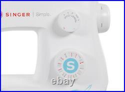Singer Sewing Machine Model 3337 / 29 StitchBuilt-in Needle Threader REFURBISHED