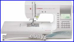 Singer Sewing Machine Quantum Stylist 9960 Refurbished