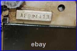 Vintage 1938 Sewing Machine SINGER Featherweight 221-1 Case Accessories