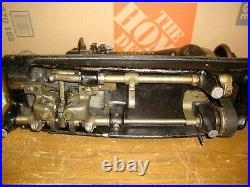 Vintage Industrial SINGER Sewing Machine Head Model 112W116