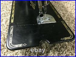 Vintage Singer 301 Sewing Machine Needs Bobbin Holder