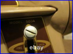 Vintage Singer 503A Sewing Machine