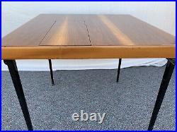 Vintage Singer Featherweight 221 Sewing Machine Folding Table with insert
