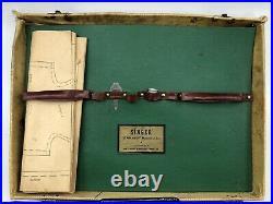 Vintage Singer Machine 20-10 SEWHANDY Mannikin Set Doll Sewing Patterns Case