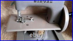 Vintage Singer No. 20 Sew Handy Child Sewing Machine withBox & Clamp