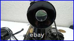 Vintage Singer Sewing Machine Featherweight Model 221 Black AK076846