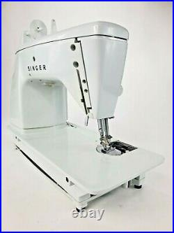 Vtg Singer Touch & Sew Zig Zag Model 626 Sewing Machine, Special Pink Ed. TESTED